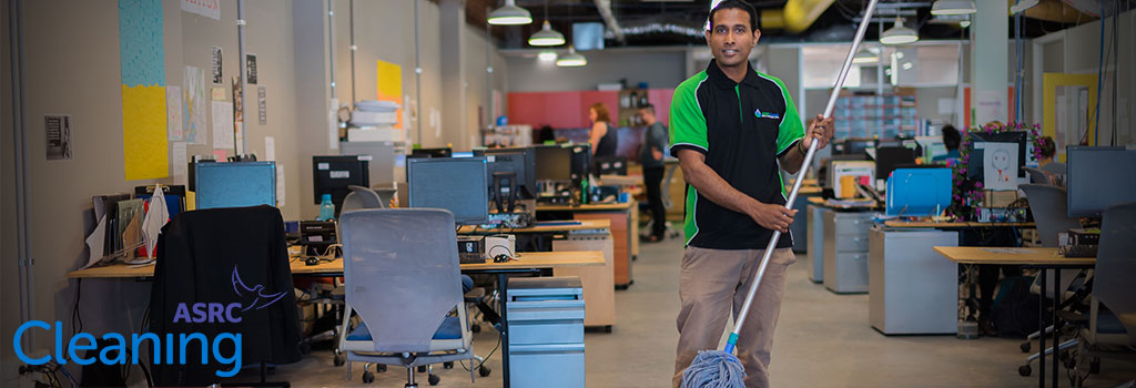 ASRC Cleaning is a social enterprise which offers cleaning for home an business