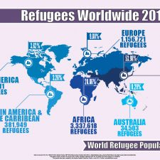 Refugees Worldwide 2013