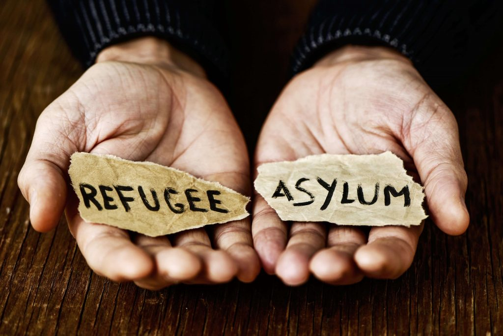 Donate to refugees