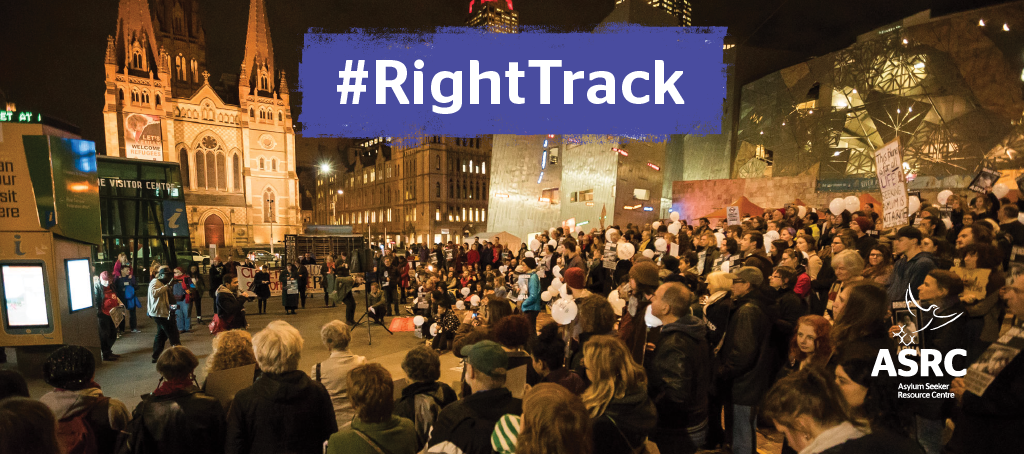 RightTrack Refugee Justice