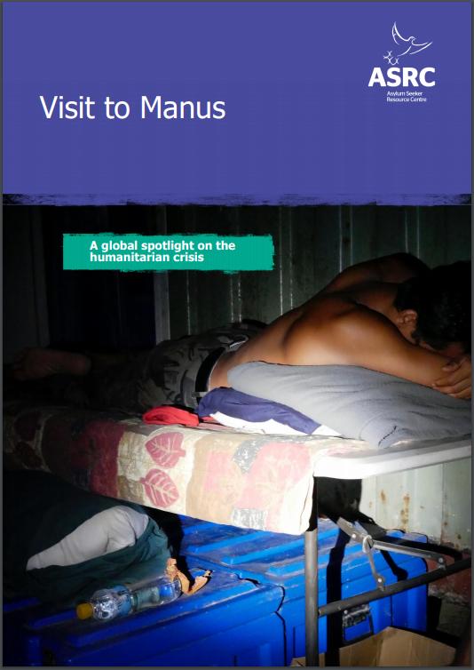 Visit to Manus