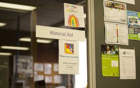 material aid