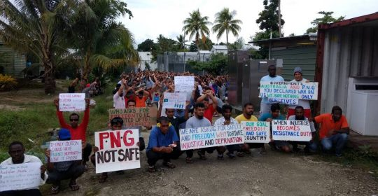 Rohingyan refugee dies in road incident on Manus Island – Behrouz & ASRC statements