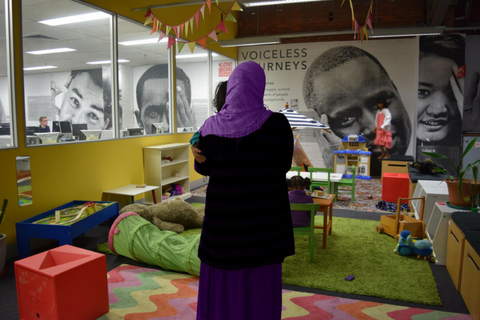mother at ASRC