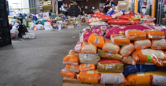 3 June Food and Goods Drive