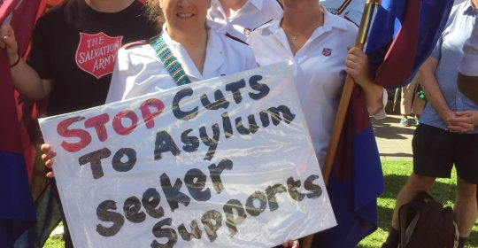 Home Affairs mass cuts to support services for people seeking asylum rolled out today