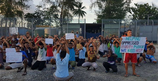Medical crisis on Manus and Nauru escalates: Morrison Government must act to avoid further tragedy