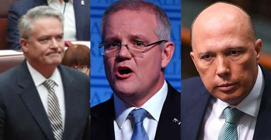 ASRC calls on Prime Minister Morrison to take responsibility for people offshore