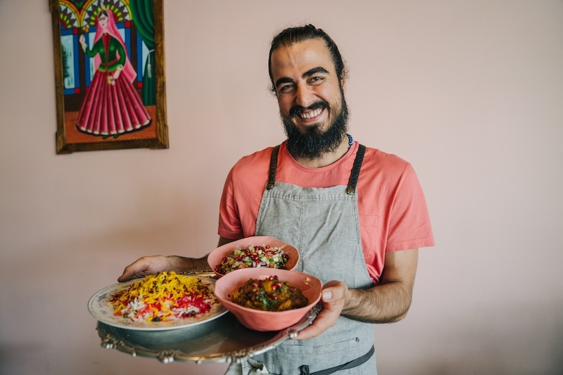 Hamed's Story | Feast for Freedom 2020