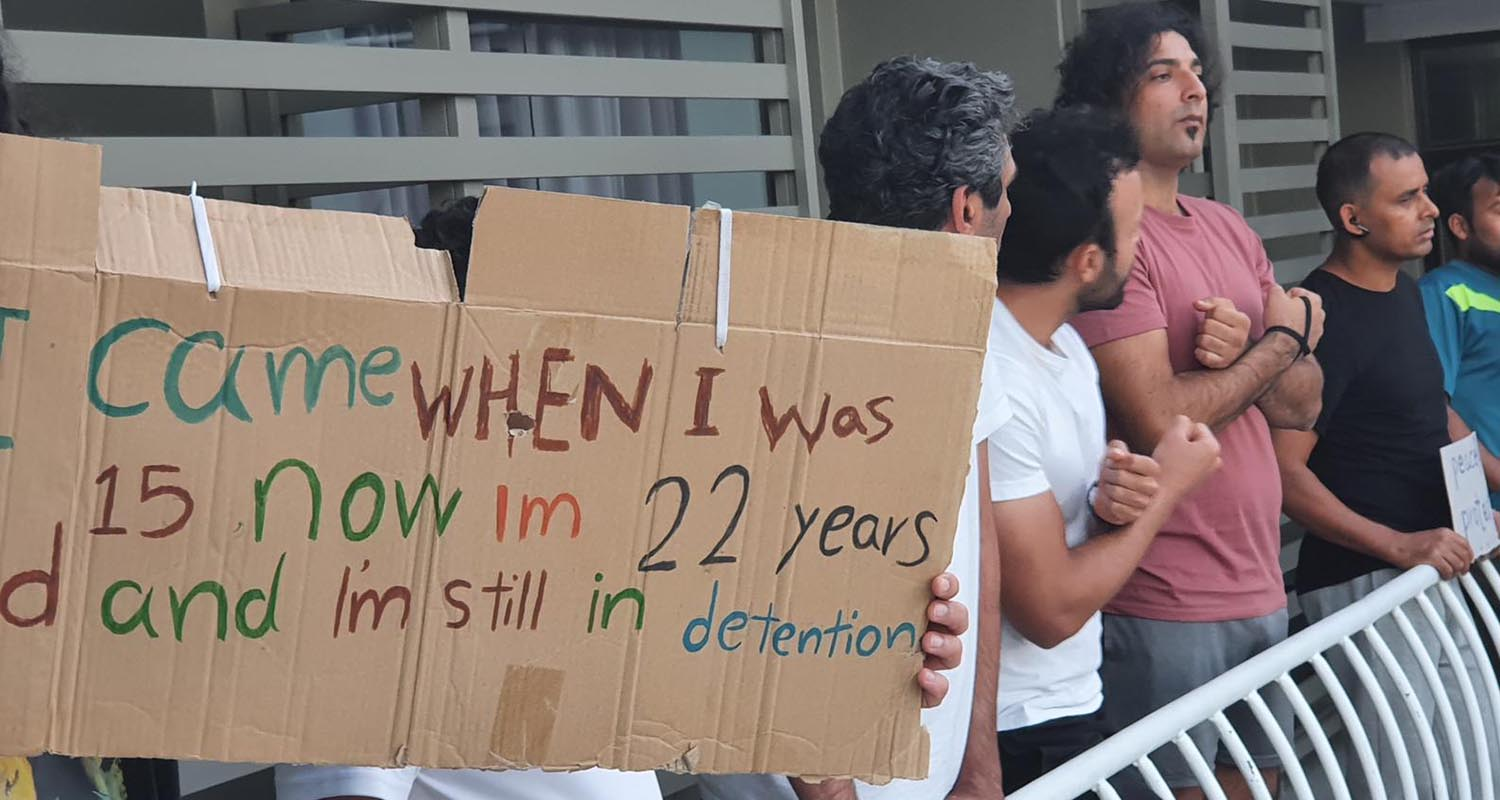 ASRC Submission to Senate Inquiry finds mobile phones are a lifeline in immigration detention