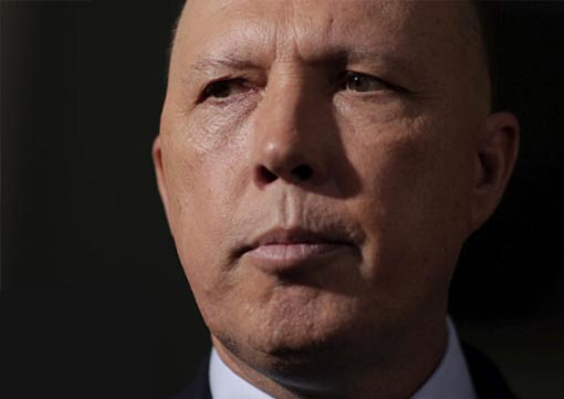 Peter Dutton
