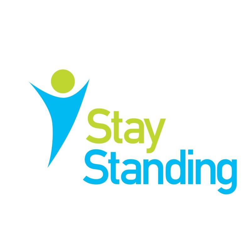 Stay Standing logo