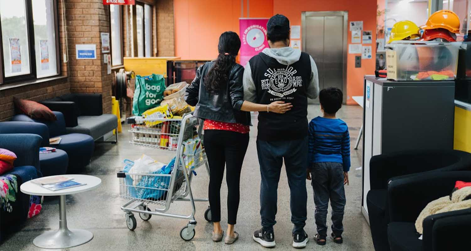 Budget 2020 abandons people seeking asylum and refugees while service organisations cannot contain the humanitarian crisis.