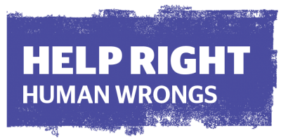 Right human wrongs tag